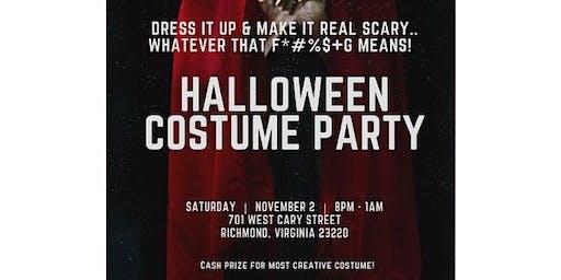 Dress It Up & Make It Real Scary