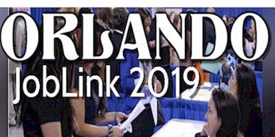 ORLANDO JOB FAIR - FLORIDA JOBLINK / ORLANDO JOBLINK / HIRING HEROES NOVEMBER 19