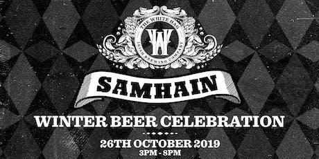 Samhain Winter Beer Celebration tickets