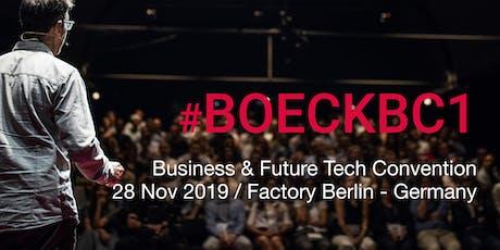 #BOECKBC1 Tickets