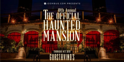Guastavino's the Official Haunted Mansion Halloween Day