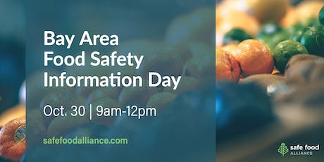 Bay Area Food Safety Information Day tickets