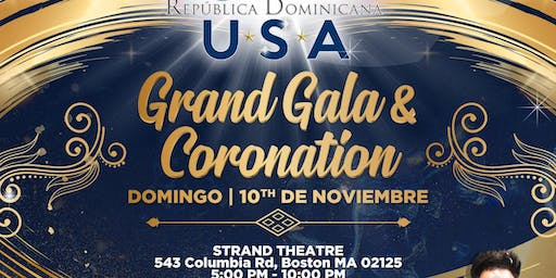 Gala & Coronacion Miss Republica Dominicana USA 2019