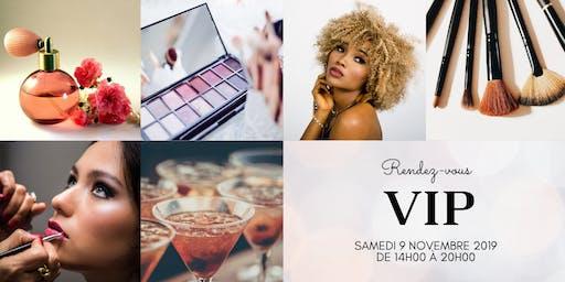 Événement VIP | Jean Coutu Beverly Salomon