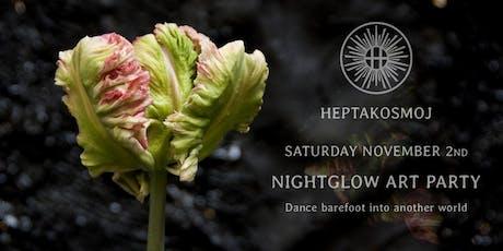 Heptakosmoj   Nightglow - unofficial AFTER museumnacht tickets