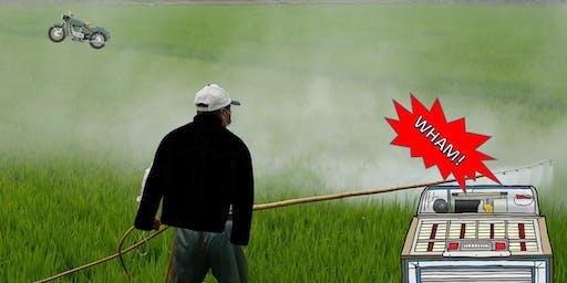 Limited Pesticide CEU, Exam Review, & Testing Session / Fonzie's Birthday