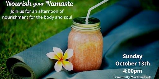 Nourish your Namaste
