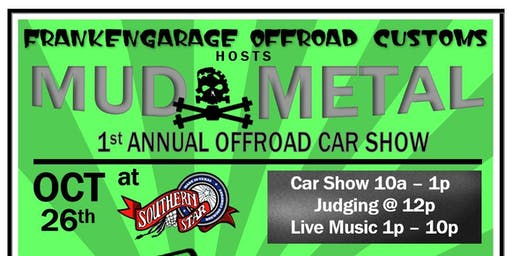 Mud N Metal Offroad Car Show