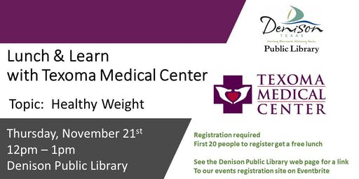 TMC Lunch & Learn