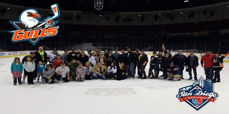 San Diego Gulls' game with San Diego Social Leagues! tickets