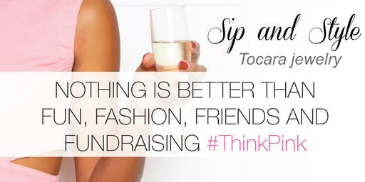 Sip and Style FUNdraiser with Tocara jewelry