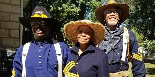 Buffalo Soldiers of the 1890s