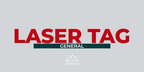 CSURec: Laser Tag General tickets