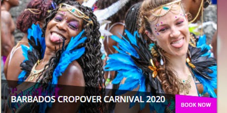 Cropover Carnival Jumpers Experience 2020 tickets