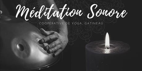 Méditation Sonore tickets