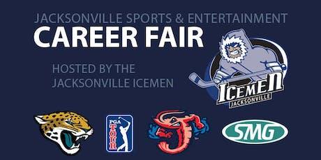 2019 Jacksonville Sports & Entertainment Career Fair tickets