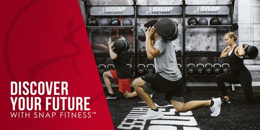 Snap Fitness Discovery Day - Winnipeg