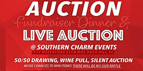 Stampede Auction and Fundraiser tickets