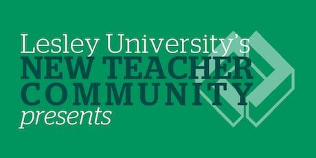 New Teacher Community Workshop tickets