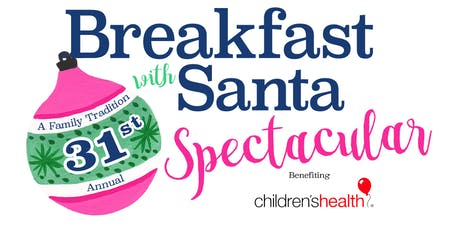 Breakfast with Santa Spectacular tickets
