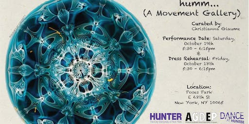 Hum...(A Movement Gallery)