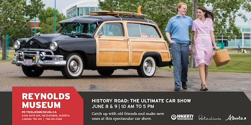 History Road: the Ultimate Car Show 2020