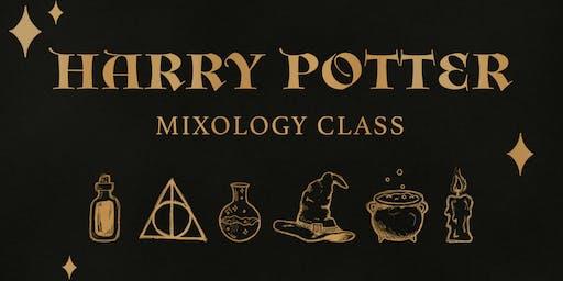 Kurant Mixology   Harry Potter Theme