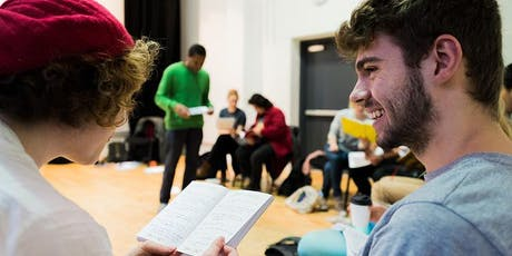 Playwriting: Intermediate - Evening Course (Mon) Spring Term 2020 tickets