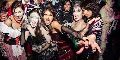 Halloween at SideBAR