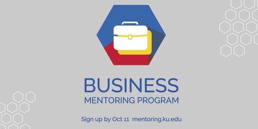 KU Business Mentoring Orientation Session