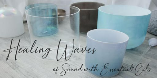 Healing Waves Mediation: Loving Yourself