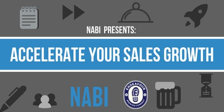 NABI  Presents: Accelerate Your Sales Growth tickets