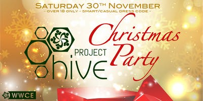 Project Hive Christmas Party