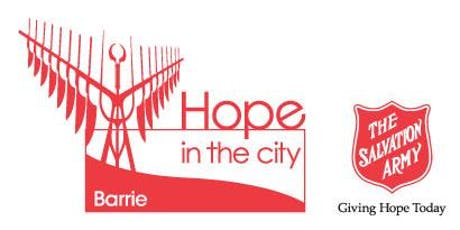 Hope in the City Leadership Breakfast Barrie 2019 tickets