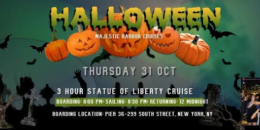 Halloween Party Cruise aboard the Majestic Princess.