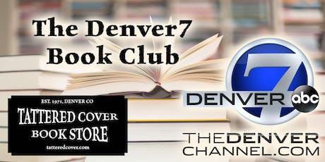 Denver7 Book Club October 2019 tickets