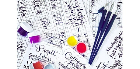 Portsmouth, NH: Modern Calligraphy Workshop for Beginners (03-10-2020 starts at 6:30 PM) tickets