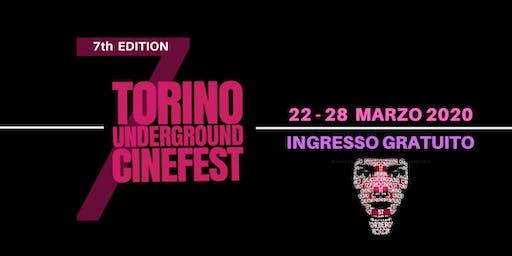 Torino Underground Cinefest - Settima edizione