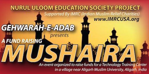 A Fundraising Mushaira