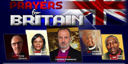 Two Days Of Prayers For Britain