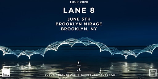 Lane 8 - Brightest Lights Tour - Brooklyn, NY