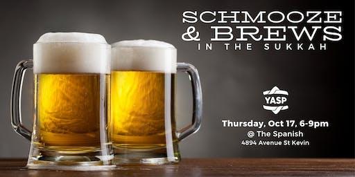 Schmooze & Brews