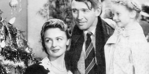 Saturday Open House and Movie Matinee - It's a Wonderful Life 1947
