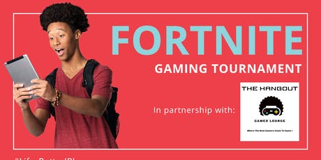 Fortnite Gaming Tournament tickets