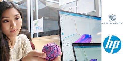 Stampa 3D e Design for Additive: Formazione gratuita