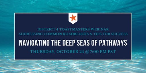Webinar: Navigating the Deep Seas of Pathways