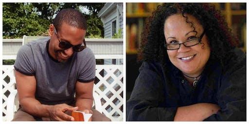 Clifford Thompson with Julie Lythcott-Haims