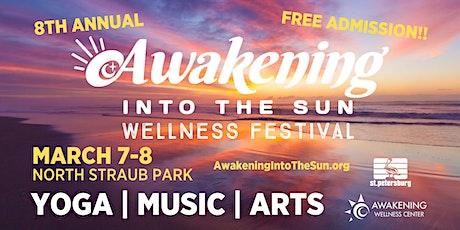 8th Annual Awakening Wellness Festival tickets