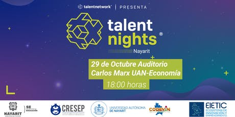 Talent Nights Nayarit 2019 - Vol. 5 tickets
