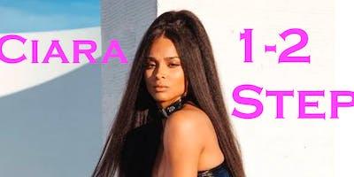 Ciara 1-2 Step dance class & nightclub performance